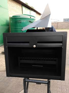 Fireplaces and Braai stands for sale- Luxurious but affordable