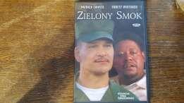 sprzedam film DVD Zielony smok (Swayze, Whitaker)