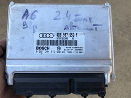 Ебу Audi a6c5 '98 2,4акпп