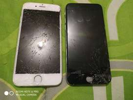 Iphone 6s and 6