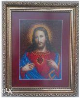 Ікона Відкрите серце Ісуса