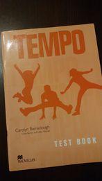 Tempo test book z plyta