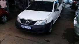 2012 Nissan NP200  1.6 Engine Capacity
