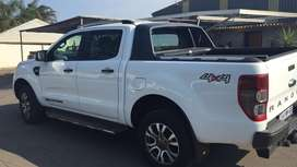 Ford Ranger 3.2 Tdci Wildtrack 4x4 Auto 4x4