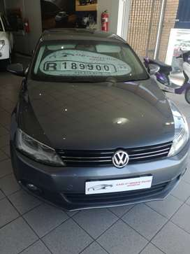 2013 Jetta TDI, with full service history and leather seats