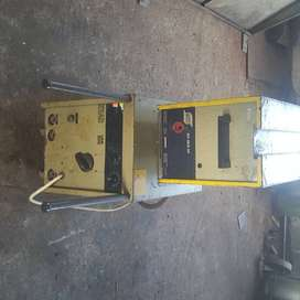 Esab  aluminum wire feed co2 welding Machines