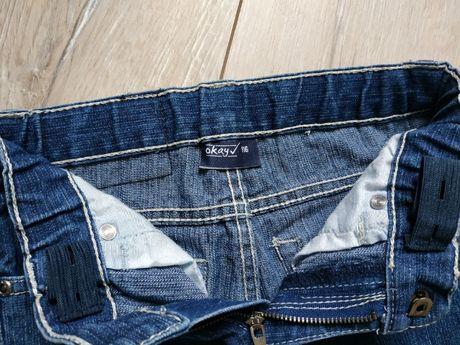 Фирменные джинсы Okay, Германия р.122 Запорожье - изображение 4