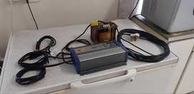 XPS 3 bank marine battery charger