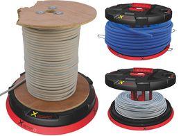 Rozwijak stojaki do odwijania kabli z bębnów RUNPOTEC X BOARD 500 kg