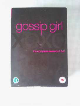 Gossip Girl DVD Collection Complete Season 1 and Season 2. R399
