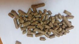 Пеллеты (гранулы) топливные 6 и 8мм Биг-Бэг и 15кг из сосны