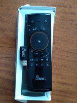 Пульт клавиатура для медиаприставок и телевизоров.