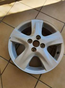 "15"" Rim for Toyota Yaris"