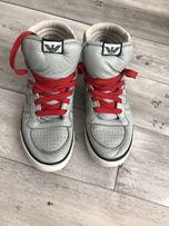 Кеды кроссовки ботинки Armani Junior оригинал 36 размер