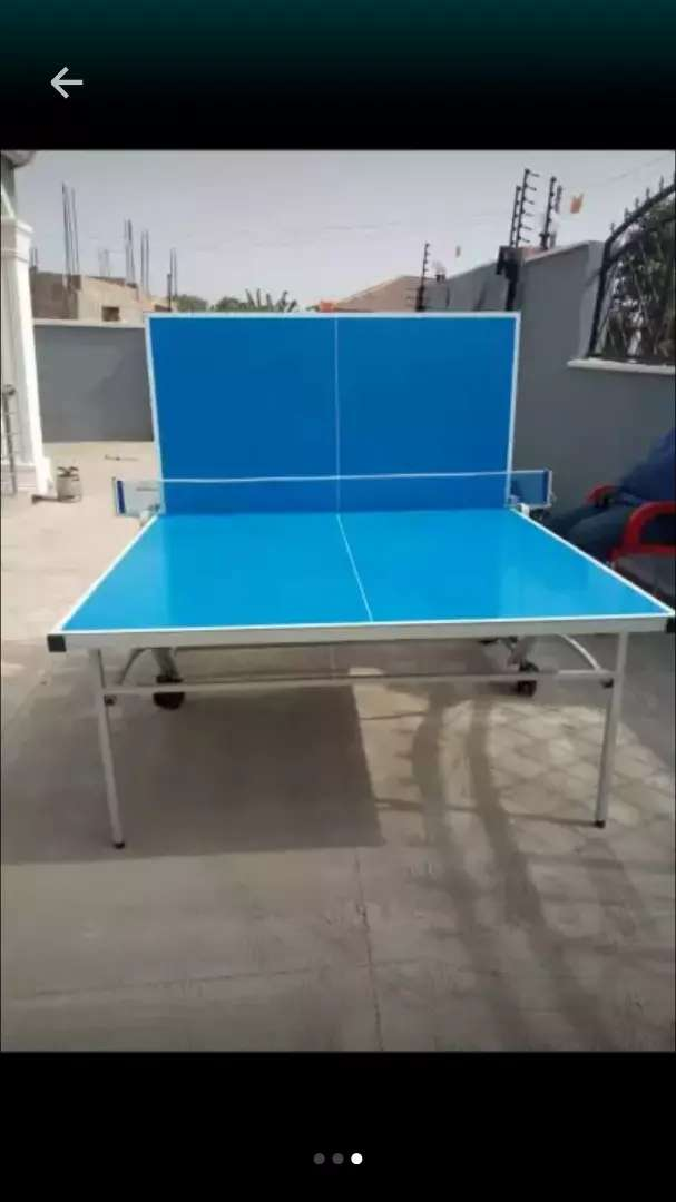 Table tennis board 0