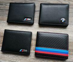 Portfel BMW / MPower /na karty / gadżet
