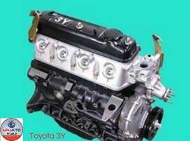 IMPORTED USED TOYOTA 3Y ENGINES FOR SALE AT MYM AUTOWORLD