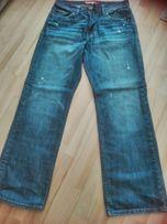 Spodnie jeansowe meskie