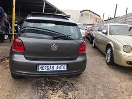 Volkswagen polo 6 1.6 engine TDi 2013 model