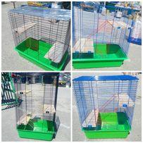 Клетки новые для шиншилл, дэгу, крыс, кроликов и морских свинок