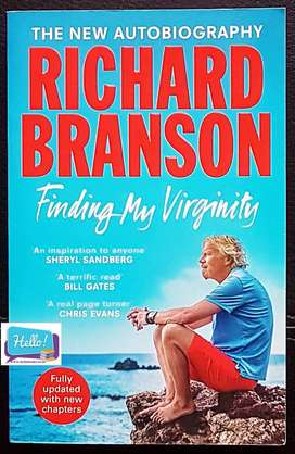 Richard Branson Finding My Virginity