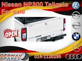 Nissan NP300 tailgate for sale