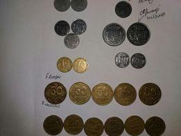 Монеты Украины редкие