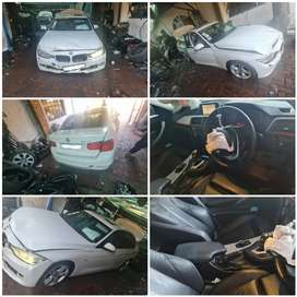 BMW F30 328i N20 SPARE PARTS