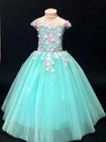 Платье плаття сукня пышное бальное выпускное випускне бальне пишне 110