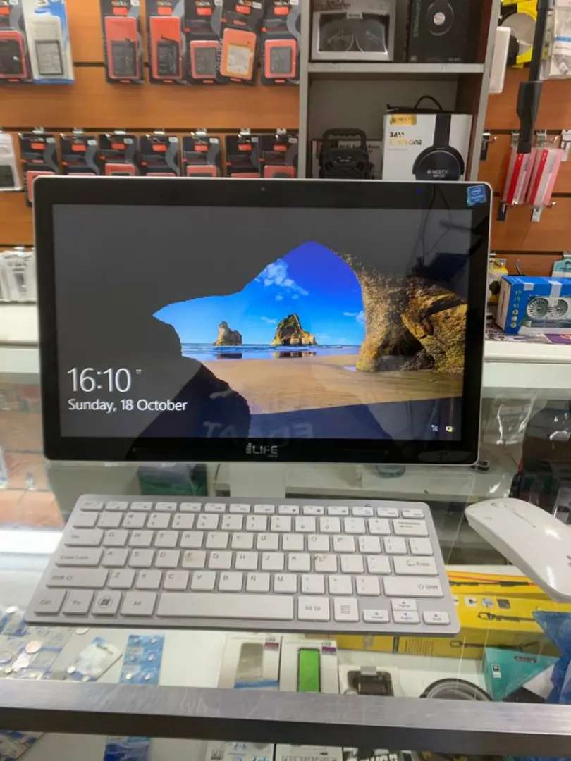 AIO touch screen 0