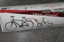 Drążek do holowania dziecka na rowerze Peruzzo Trial&Angel