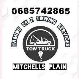 24/7 TOWING SERVICES MITCHELL'S PLAIN