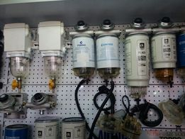 Фильтр сепаратор для подогрева дизельного топлива 24в. Сепаратор