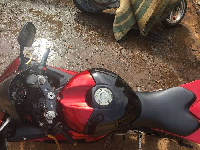 New Clean Tokunbo 2012 Yamaha YZF-R6 0