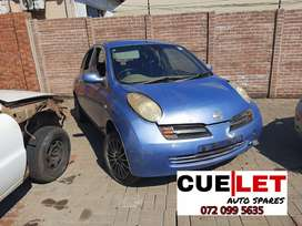 Used Nissan Micra parts