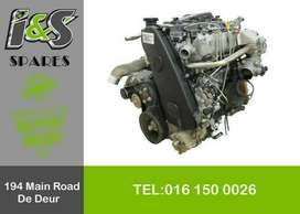 Toyota Hilux 2KD 2.5  Engine For Sale