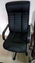 Кожаное кресло Атлетик Пластик
