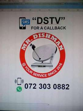 DSTV Acredited installer