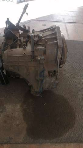Toyota Corolla automatic gearbox