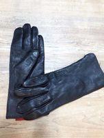 Перчатки кожаные демисезонные р 7