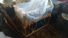 Łóżeczko dla dziecka ROBA