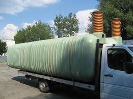 zbiornik zbiorniki na wodę pitną deszczową deszczówkę p-poż szambo