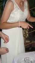 Suknia ślubna + bolerko (GRATIS!)