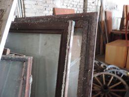 Okna używane drewniane
