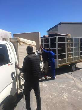 Truck Available For Rental in WesternCape