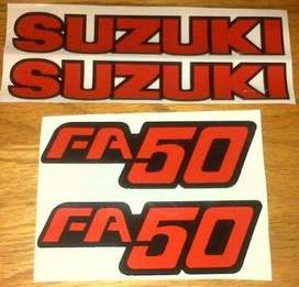 FA 50 decals stickers graphics