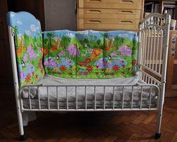 Продам детскую универсальную кровать Geoby