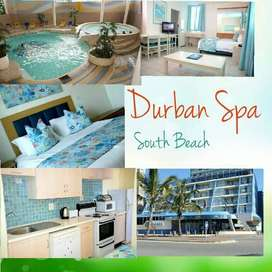 Durban Spa timeshare week 1 for rent