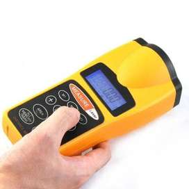 Brand New Handheld Ultrasonic Infrared Laser Distance Tester