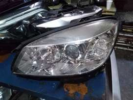 W204 headlight Normal